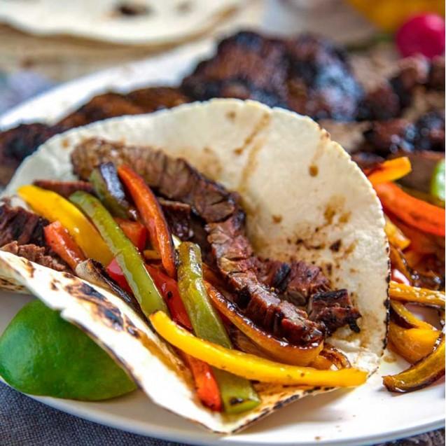 Fajitas Beef Sirloin  (CHEF Special)