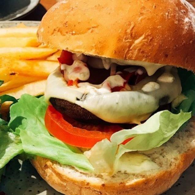 Portobello Burger  (CHEF Special)