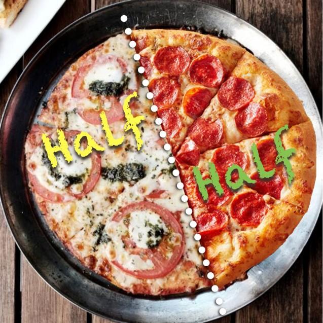 Half & Half   (BEST Seller)