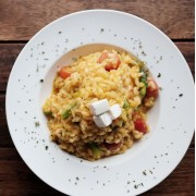 Tom Yum Risotto  (CHEF Special)