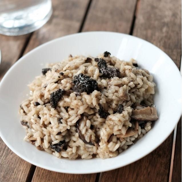 Truffle Mushroom Risotto  (BEST Seller)