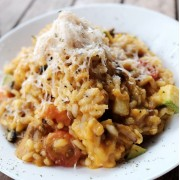 Vegetarian Risotto  (CHEF Special)