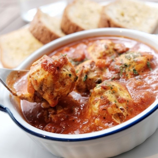 Cheese Lamb Meatballs (CHEF Special)