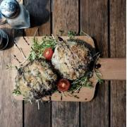 Stuffed Portobello (BEST Seller)